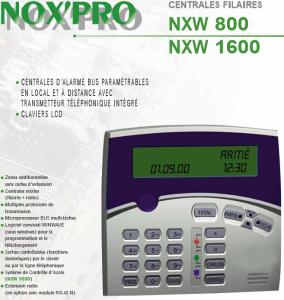 Alarme Nox'pro de NOXHOM